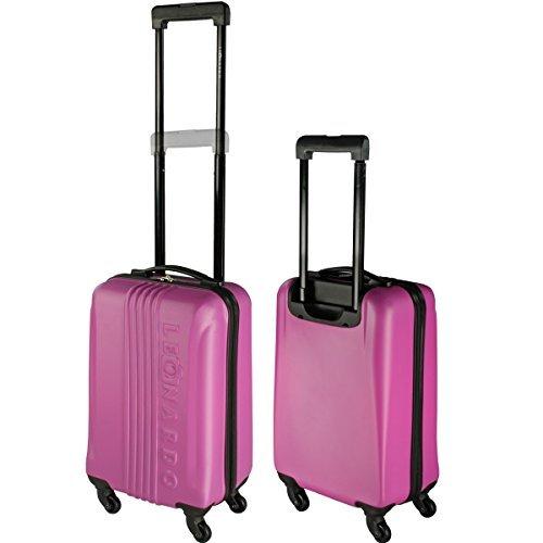 handgep ck koffer produktvorstellung leonardo koffer kaufen. Black Bedroom Furniture Sets. Home Design Ideas
