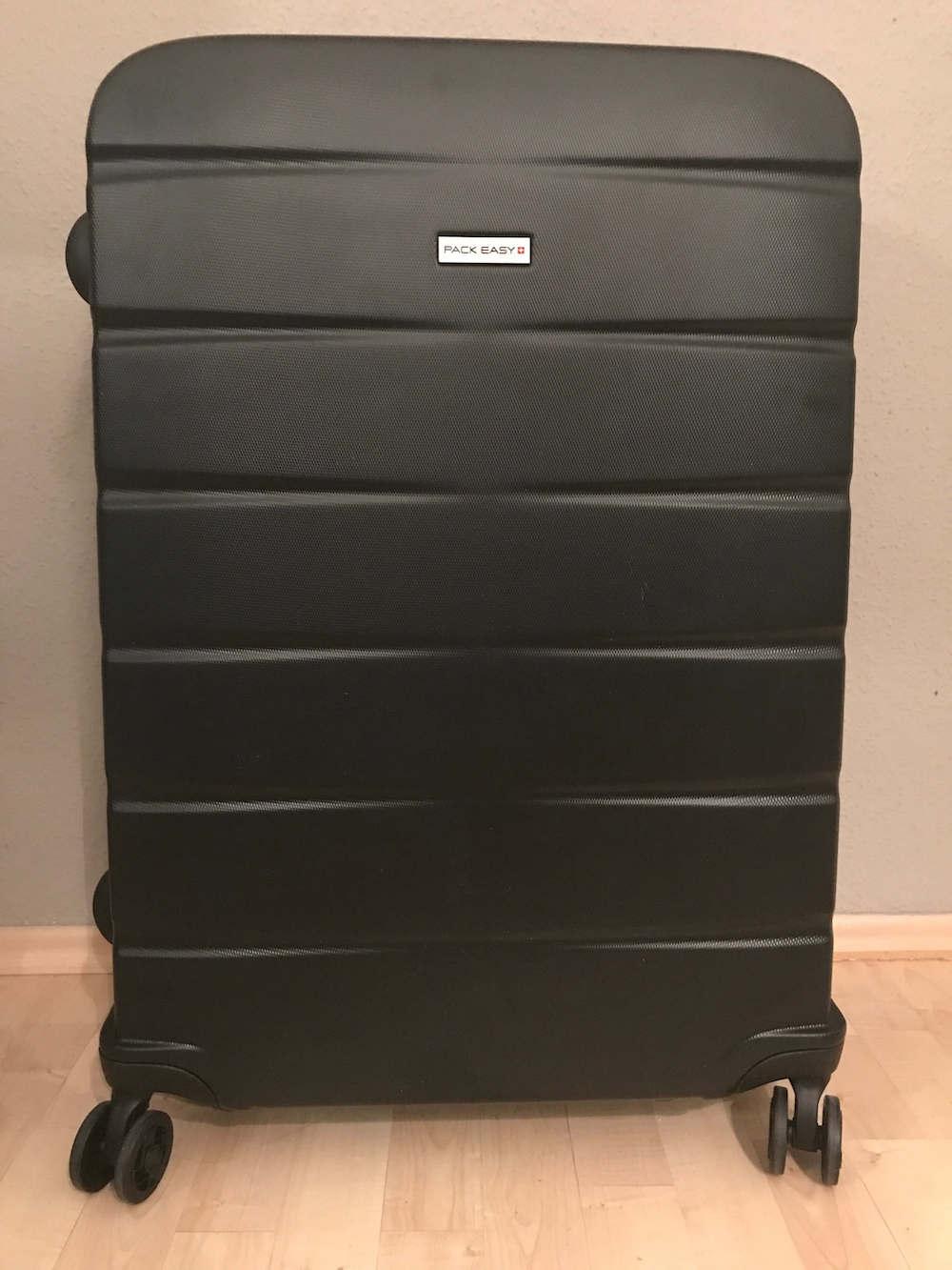 reisekoffer test pack easy clipper peru koffer das. Black Bedroom Furniture Sets. Home Design Ideas